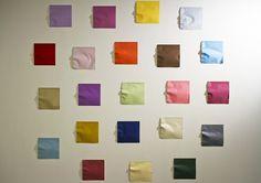 Origami « Kumi Yamashita #origami #art #and #light #shadow