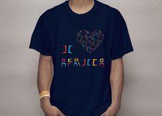 Efrika.Tv Branding #weme #t #africa #design #graphic #shirt #love #efrikatv