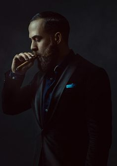 Cigar #mens #photography #style