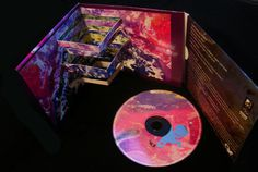 "Cd Book for Tantra Band. The picture by jose María Casas ""-Two"" Design and Pop-Up by Acopiodg #psycodelic #plata #argentina #el #desde #del #acopiodg #musica #music #mar #cd"