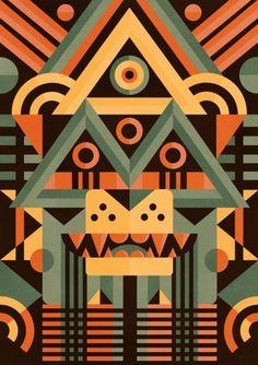 BenNewman-Mask01.png (561×794) #mask #ben #newman