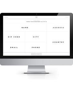 Noma Authentic on Behance #homepage #web