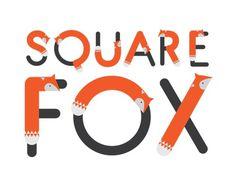 tumblr_lx74mw3IZo1qevjafo1_500.png (500×386) #futura #type #fox #typography