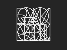 Gestalten | Blackboard entry by Irene Felicetti #irene #felicetti #gestalten #typography