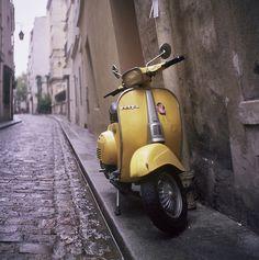 Sin título #italy #vespa #moto #street