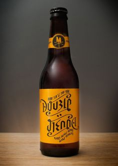 Double Vienna (ambigram) #inspiration #packaging #design #graphic #craftsmanship #quality
