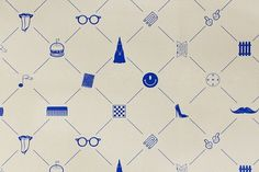 GOMEZ on the Behance Network #pattern