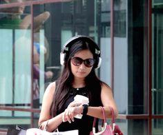 Tattoo Audio World's First Premium Headphone with Integrated Smartwatch #tech #flow #gadget #gift #ideas #cool