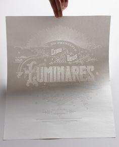 Luminares Poster