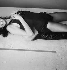Black and White Celebrity Portraits by Norman Seeff #photography #celebrity #inspiration