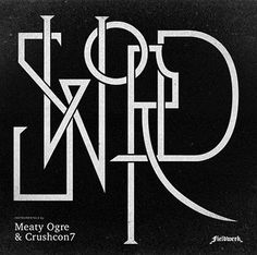 very much appreciated #white #black #logo #and #type #typography