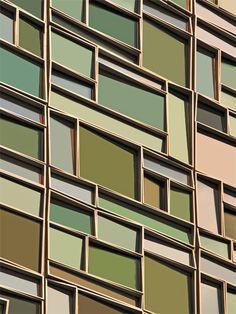 Image Spark dmciv #color #architecture #pattern #facades