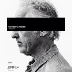 Ed Ruscha cover | Monster Children