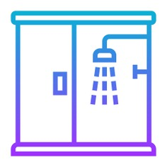 See more icon inspiration related to shower, bathroom, door, furniture and household, hygiene, relax, , glass and medical on Flaticon.