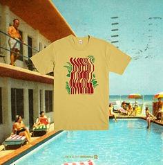 T-shirt Design #T-shirt #tshirt #shirtgraphic #band #vintage #fashion #street #wear #brand #beach #pool