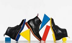 McNairy x BBC - Bee Line - Boot Collection | Selectism.com #color #shoes #menswear