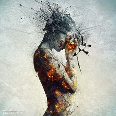 Deliberation by Aegis-Illustration #photo #digital #illustration #manipulation #art