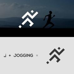 Jogging Logo