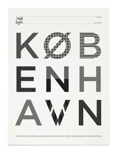 Typography(by Klas Herbert, viaaffaire) #typography