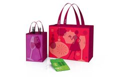 Curious, aren't you? Ooh and ahh over our work here - FAME Retail #silhouettes #bags