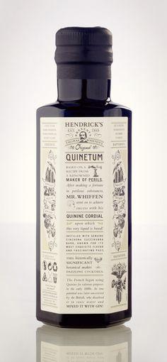 hendricks quinetum 2 #bottle