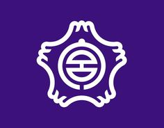 Kanji municipal flag, Japan #logo