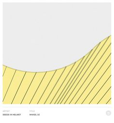 waves_02 #vector #cover #minimal #wireframe #booklet #cd