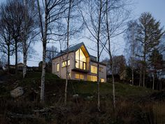 Villa Bondö by Kjellgren Kaminsky Architecture #minimalist #architecture