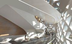 Beethoven Hall in Bonn / Zaha Hadid - eVolo | Architecture Magazine