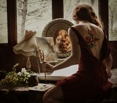 50+ Pictures of Tattooed Women #women #pictures #tattooed