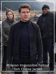 Tom Cruise Mission Impossible Fallout Jacket - Album on Imgur