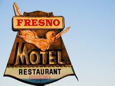 FFFFOUND! | Fresno Motel | Flickr - Photo Sharing! #sign