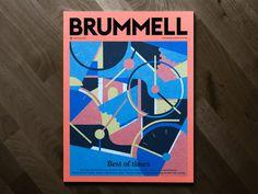cover, illustration, magazine