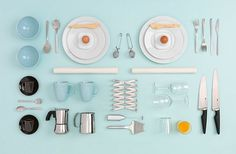 Creative Review - Designer kitchens #kitchen #photography #ikea