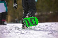 Dual Snow Boards for Snowboarding #tech #gadget #ideas #gift #cool