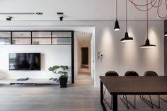 Lin Residence by LGCA Design #minimalist interior #minimalism