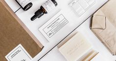 Fine Soap Ministry branding by paris and hendzel warsaw poland mindsparkle mag desgin inspiration