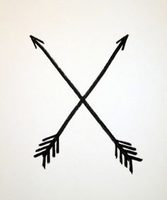 Michael Thomas Carey - eastcoastbred.us #arrows #illustration #charcoal