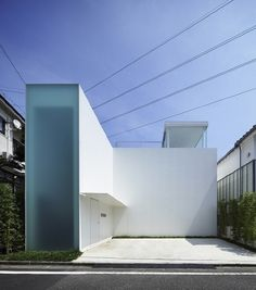 Shinichi Ogawa and Associates: Cube Court House - Thisispaper Magazine #window #door #architecture #home