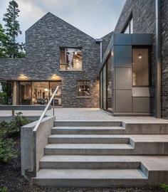 Cobourg House on the shore of Lake Ontario, Trevor Horne Architects 1