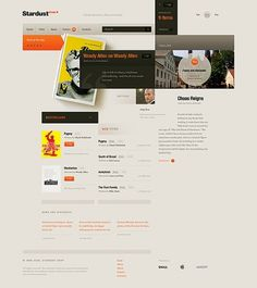Stardust shop on Web Design Served #fgbgbfg