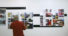 NARV arquitectos em exposição by www.artspazios.pt #business #packaging #card #print #design #book #art #poster #logo #layout #artspazios #typography