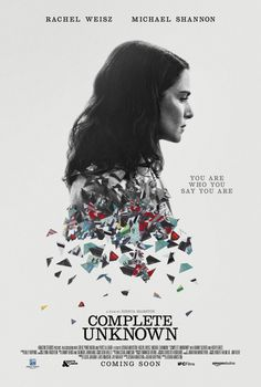 Complete Unknown (2016) #move #poster #cinema #film
