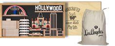 hollywood play set