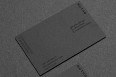 Mutuo Studio branding #business #cards #branding