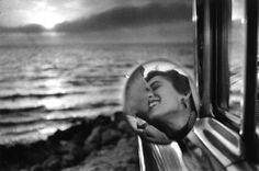 California, 1955 - Elliott Erwitt - Artists - Jackson Fine Art - Photography - Atlanta #inspiration #black #photography #vintage #photographer