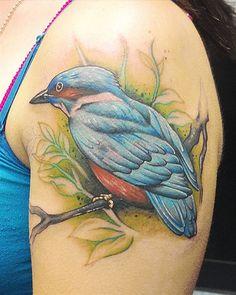 30 Lovely Bird Tattoo Ideas