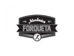 Mecânica Forqueta #brand #mecanica #branding #bigode