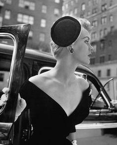 Área Visual: Nina Leen. Viaje al pasado #fashion #photography #fotografia #moda