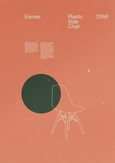 Marius Roosendaal—MSCED '11 #dsw #chair #eames